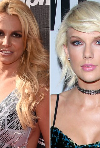 britney spears taylor swift
