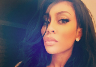 K Michelle\'s Mystery Doctor Boyfriend Revealed...As a Cheater?! (PHOTOS)