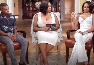 \'Love & Hip Hop Atlanta\' Season 5 Reunion: Ariane & Chris Fight Over Mimi (VIDEOS)