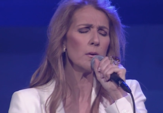 "Céline Dion Dedicates ""My Heart Will Go On"" Performance to Late Husband René Angélil (VIDEO)"