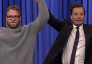 Seth Rogen Lip-Syncing Drake's 'Hotline Bling' Is Literally the Best Thing Ever (Video)
