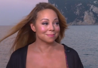 "Mariah Carey and Fiancé James Packer Have ""His-and-Hers"" Yachts (VIDEO)"