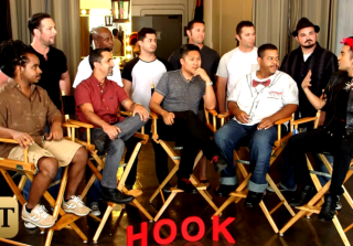 On 'Hook' 25th Anniversary, Lost Boys Honor Robin Williams (VIDEO)