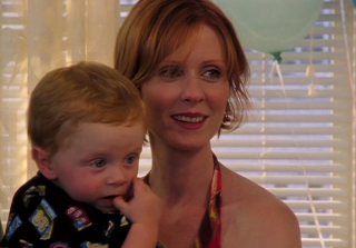 "Miranda Hobbes's ""Sex and the City"" Son Is All Grown Up (VIDEO)"
