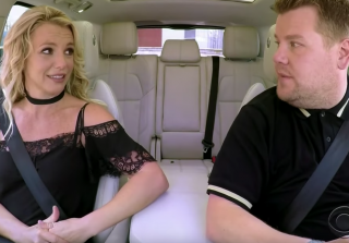 "Britney Spears Reveals Filming Carpool Karaoke Was ""Awkward"""