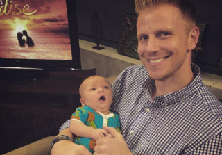 Cutest Father & Baby Moments With the Bachelor Nation Newborns! (PHOTOS)