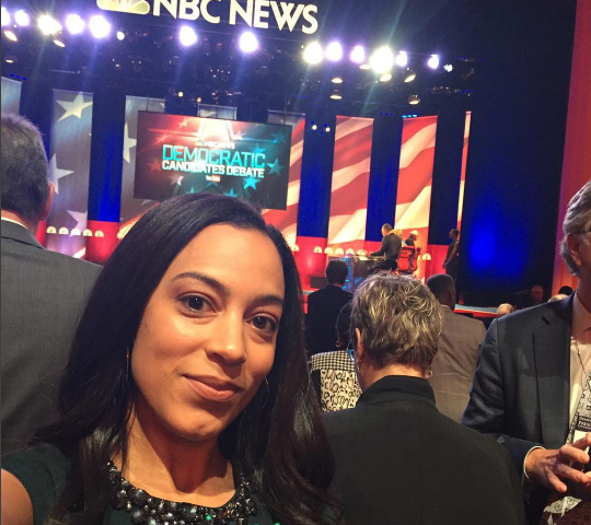 Angela Rye CNN