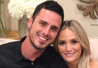 Ben Higgins & Lauren Bushnell Mark Their One Year Anniversary in Vegas