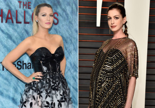 Blake Lively & Anne Hathaway Slam Post-Baby Body Critics