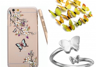 12 Things You Need to Buy If You Really Love Butterflies