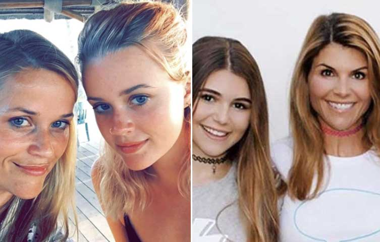 15 Celebrity Mother-Daughter Pairs Who Look Exactly Alike