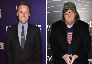 Chris Harrison Dissed by Oscar-Winning Director Michael Moore!