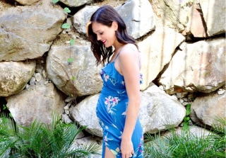 Desiree Hartsock's Baby Bump Is Getting Big — See Her at 8 Months! (PHOTO)