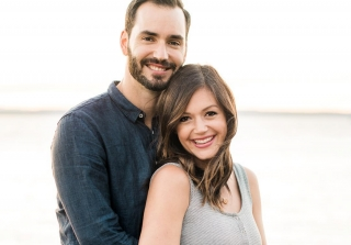 Desiree Hartsock & Chris Siegfried Reveal Their Baby\'s Sex (PHOTO)