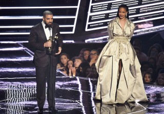 Drake Professes His Love For Rihanna at the 2016 MTV VMAs (PHOTOS)