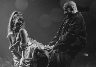 "Drake Is Trying to Go ""Half on a Baby"" With Rihanna (VIDEO)"
