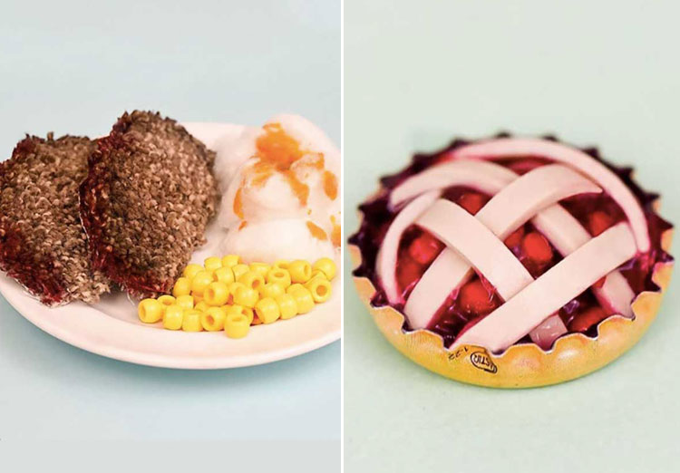 Fake Food Photography Instagram Artist Makes Masterpiece