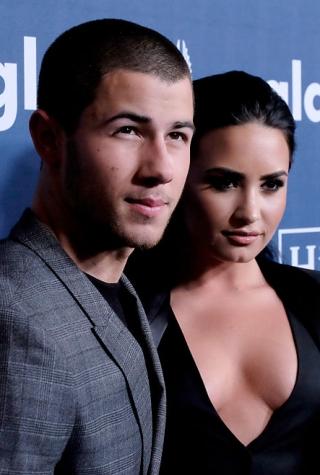 Former Disney stars, Nick Jonas, Demi Lovato