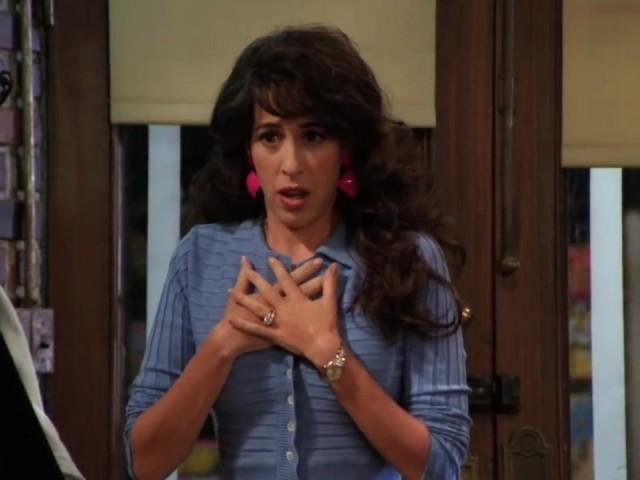 Friends guest stars, Maggie Wheeler