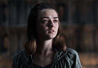 "Game of Thrones' Maisie Williams: ""S—t Gets Real"" in Season 7"