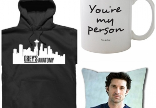 11 Items Every 'Grey's Anatomy' Fan Needs In Their Life