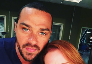 5 Behind-The-Scenes Pics From 'Grey's Anatomy' Season 13 (PHOTOS)