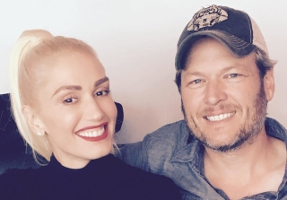 "Blake Shelton May Propose to Gwen Stefani on ""The Voice"" — Report"