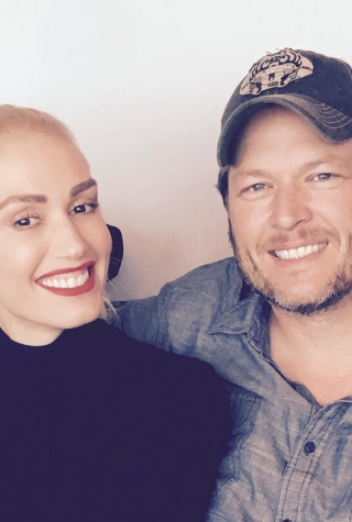 gwen stefani blake shelton wedding