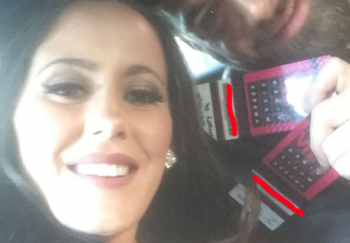 2016 MTV VMAs: Jenelle Evans Debuts Baby Bump on Red Carpet (PHOTOS)