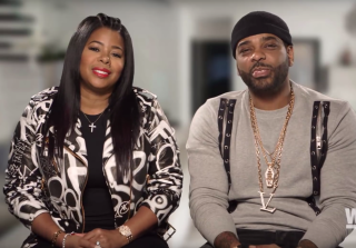 Jim Jones and Chrissy Lampkin Attempt To Tie The Knot On New Reality Series (VIDEO)