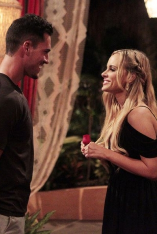 Josh Murray and Amanda Stanton