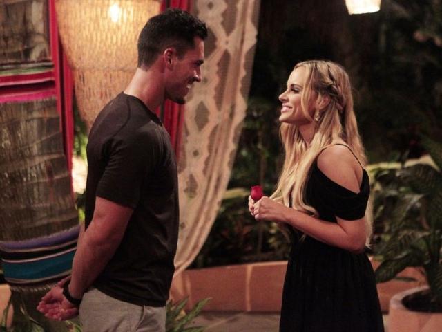Josh Murray and Amanda Stanton