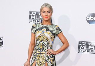 Julianne Hough Is Now Feuding With Carrie Ann Inaba — Report