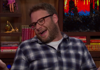 Does Justin or Orlando Have a Bigger Penis? Seth Rogen Decides (VIDEO)