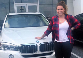 Kailyn Lowry Gets Sexy New Car Amid Javi Marroquin Divorce (PHOTOS)