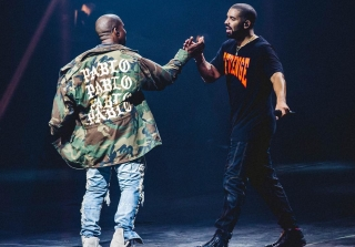 "Kanye West Announces Joint Album With Drake: ""Y\'all Ready for This?"""