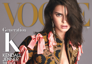 \'Vogue\' Fans Upset Over Kendall Jenner September Cover