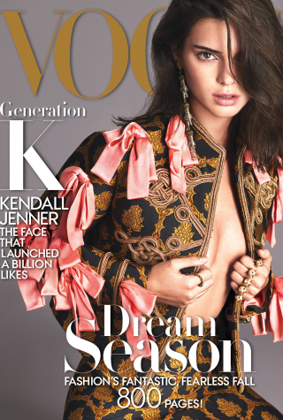 kendall jenner vogue september