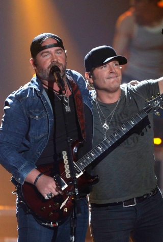 Lee Brice and Jerrod Niemann