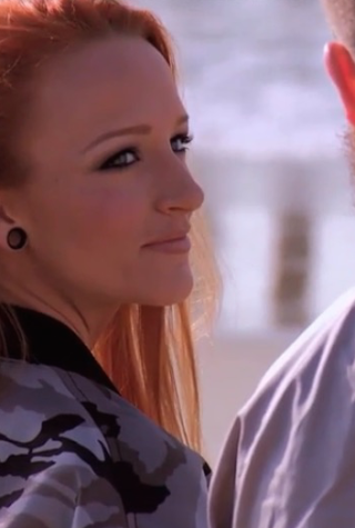 maci bookout proposal teen mom