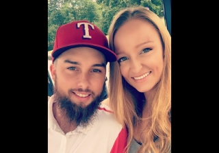 Maci Bookout Posts First Picture of Son Maverick Reed (PHOTO)