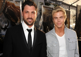 Are Maks Chmerkovskiy and Derek Hough Still 'DWTS' Rivals?