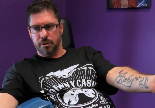 Matt Baier Lied About His Tattoo on 'Teen Mom OG' — Here's Proof!
