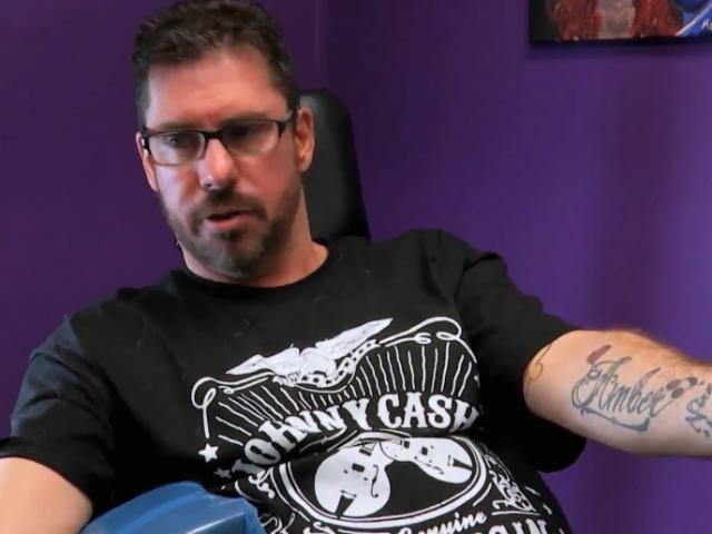 matt baier tattoos
