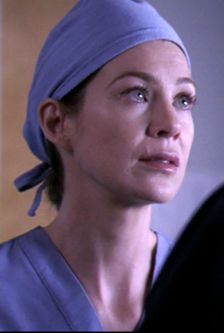 Meredith Grey's Pick Me speech