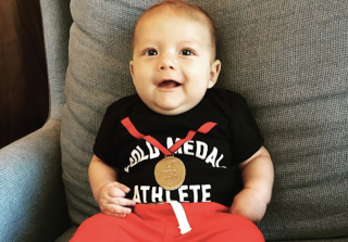 Everyone Should Be Following Michael Phelps\'s Baby on Instagram (PHOTOS)