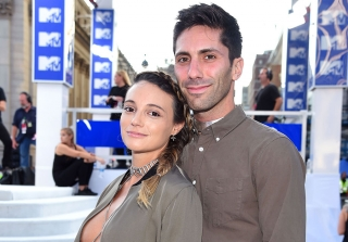 Nev Schulman and Fiancée Share Breastfeeding Photo of New Daughter Cleo