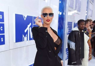 "Amber Rose Says Julianne Hough ""Body Shamed"" Her on 'DWTS'"