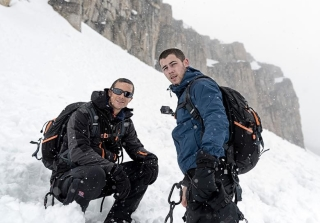 Nick Jonas Cooked a Bird in His Pants During 'Running Wild with Bear Grylls'