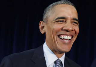 President Obama Turns 55 — See How He's Aged in Office (PHOTOS)